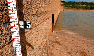 Caesb nega início do racionamento de água de 48 horas no fim de semana