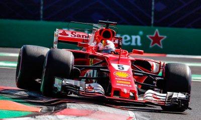 Vettel tira pole de Verstappen e mantém viva briga pelo título