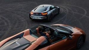 BMW lança versão roadster do esportivo híbrido i8
