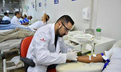 Hemocentro celebra Dia Nacional do Doador Voluntário