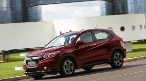 Pelo segundo ano consecutivo, Honda HR-V é o automóvel com maior valor de revenda no Brasil