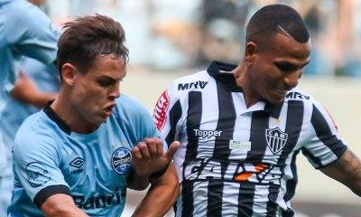 Otero desequilibra, garante vitória do Galo sobre Grêmio