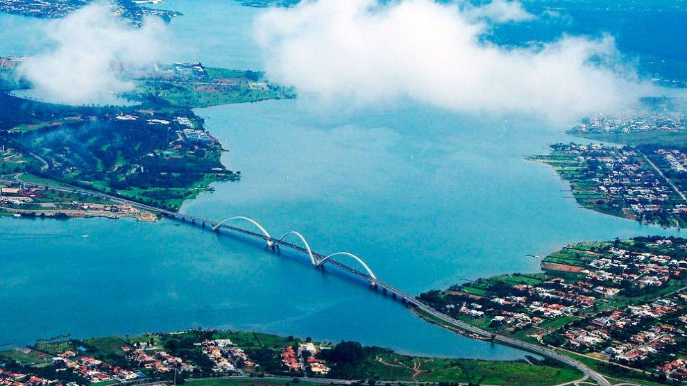 Lançado concurso para projeto que revitalizará a orla do Lago Paranoá