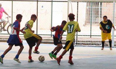 Escola Parque de Ceilândia oferece 2 mil vagas para prática de esportes e artes