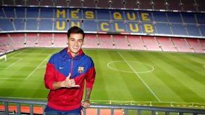 Barcelona confirma lesão e adia estreia de Coutinho