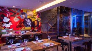 Diversão e gastronomia no Dudu Bar