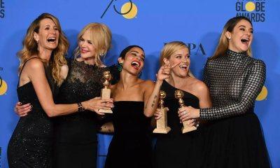 Globo de Ouro 2018: 'Big Little Lies' e 'Três anúncios para um crime' são os maiores ganhadores