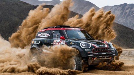 Rally Dakar 2018