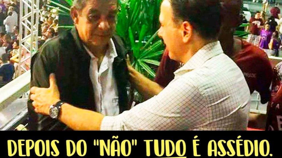 'Saia justa' entre Doria e Zeca Pagodinho vira memes