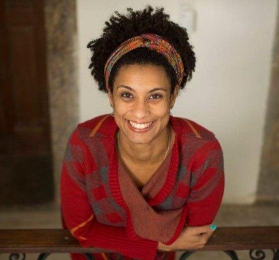 Vereadora do PSOL, Marielle Franco é morta a tiros no RJ