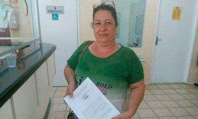 Zeladora protocola pedido de cassação da vereadora Nanci Rafagnin Andreola junto à Câmara de Foz!