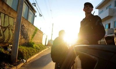 Operação reforça policiamento em pontos críticos da Estrutural