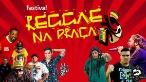 Festival Reggae na Praça traz grandes nomes da música nacional para São Sebastião
