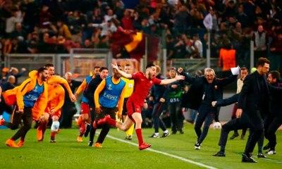 Roma opera milagre e elimina Barcelona em classificação histórica