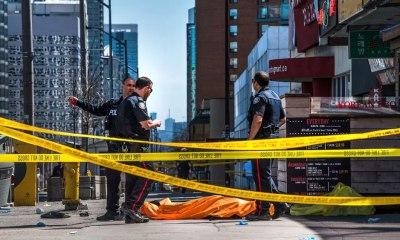 Atropelamento em Toronto deixa nove mortos e 16 feridos, diz Polícia