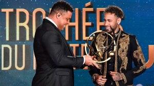 Melhor do Francês, Neymar ignora boatos de ida para Real