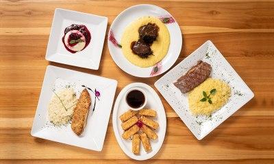 360 Cozinha Contemporânea apresenta almoço e jantar no Brasília Restaurant Week