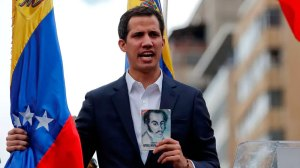 Presidente da Assembleia Nacional venezuelana, Juan Guaidó, declarou-se presidente interino