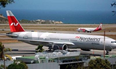 Avião misterioso russo aterriza em Caracas