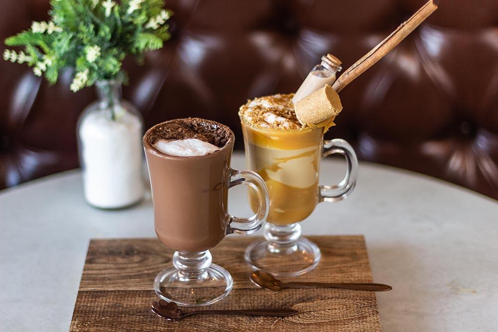 Café Nutella e Café La Fleur.  Foto: Rômulo Juracy