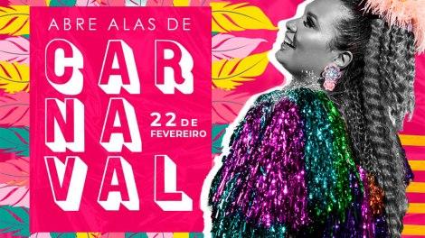 Shed Brasília abre as portas em clima de Carnaval na próxima sexta (22)