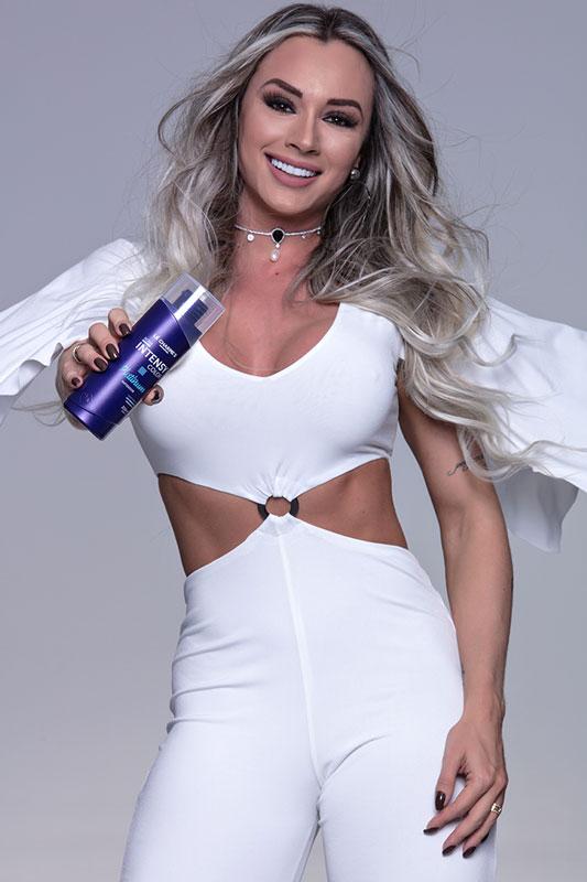 Juju Salimeni é uma das estrelas da marca. Foto: DIvulgação