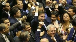 Rodrigo Maia é reeleito e comandará a Câmara até 2021. Foto: Valter Campanato/Agência Brasil