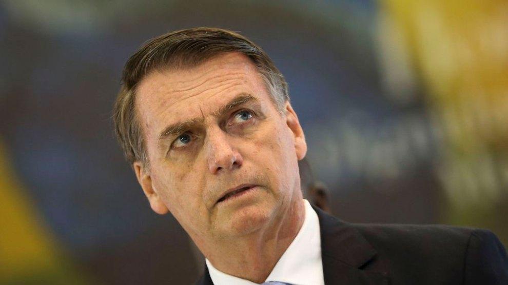 Presidente Jair Bolsonaro lamenta a morte do jornalista Ricardo Boechat