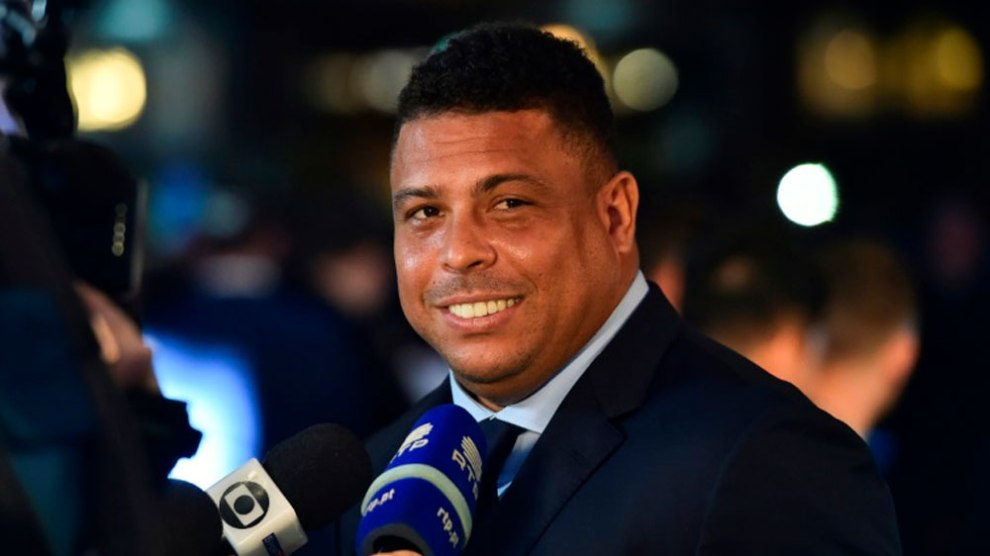 Ronaldo anuncia 'projeto de 90 anos' para o Valladolid