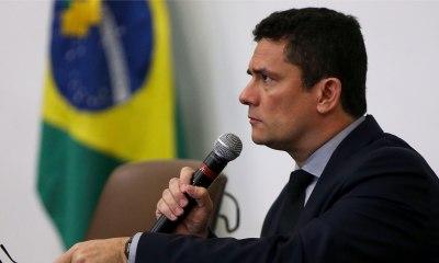 Pacote anticrime apresentado por Sérgio Moro prevê alterações em 14 leis. Foto: Marcelo Camargo/Agência Brasil