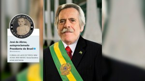 Piada pronta: José de Abreu se autoproclama 'Presidente da República'