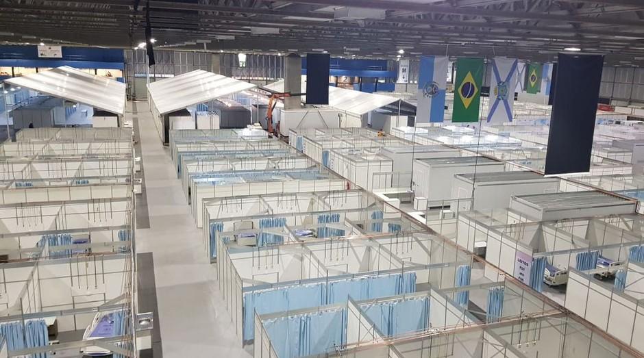 MPF descobre fraude em hospital de campanha no Rio e denuncia oito pessoas