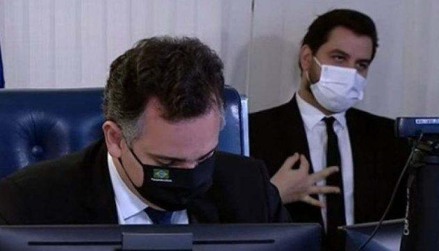 Bolsonaro Senado
