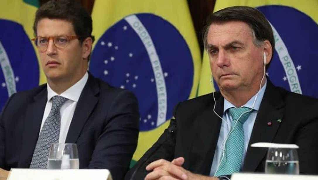 Em meio à Cúpula do Clima, vídeo denuncia 'crimes' de Bolsonaro a Joe Biden