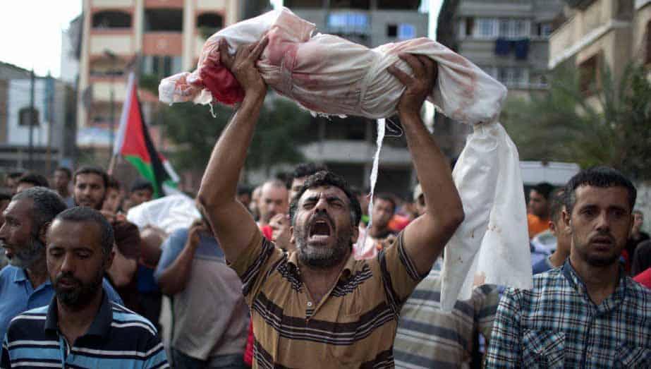 """Opinião: """"O genocídio palestino é das maiores vergonhas da história humana"""""""