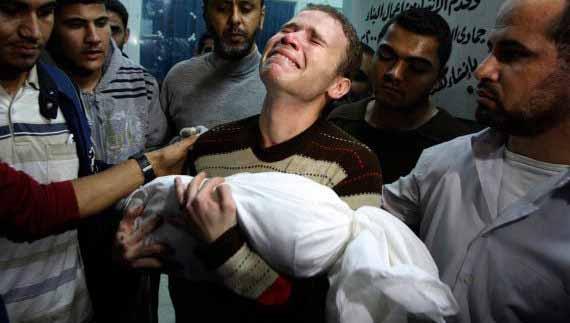 Ataque de Israel a Gaza deixa oito crianças mortas