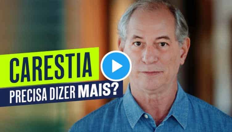 Vídeo: Ciro Gomes aponta 'cesta básica mais cara e salário mínimo estagnado'