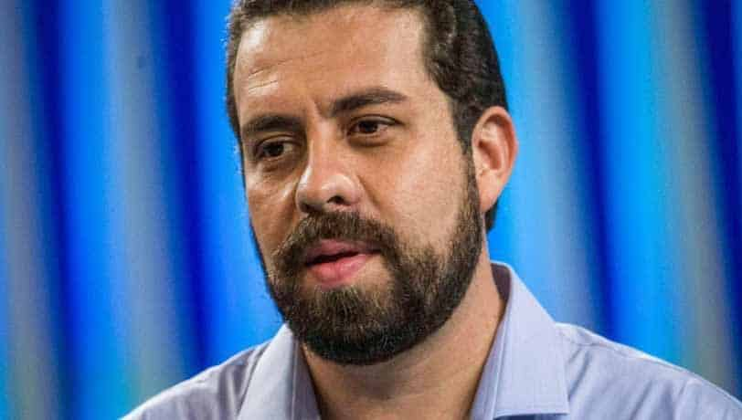 PT quer que Boulos retire candidatura ao governo de SP em 2022