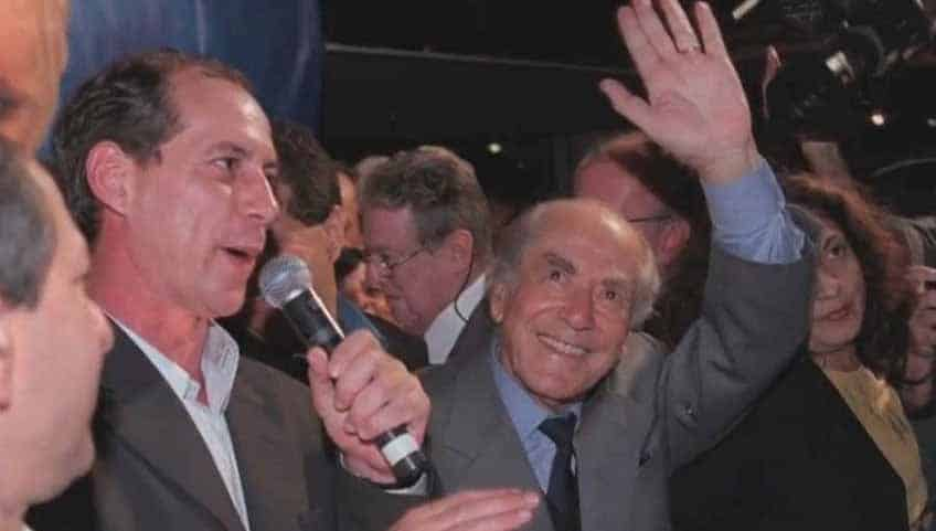 """Aniversário da morte de Brizola: """"Ciro é a continuidade dos sonhos de Leonel"""""""