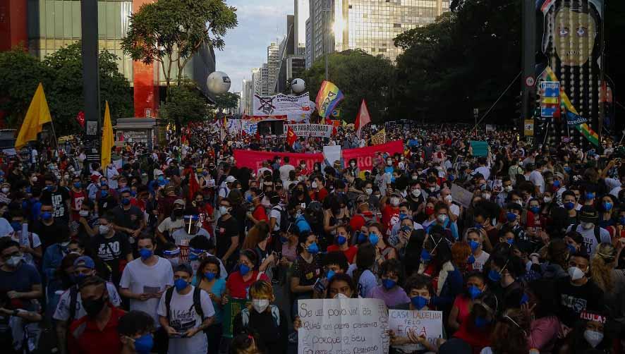 3J: CSB adere a ato contra Bolsonaro e convoca trabalhadores