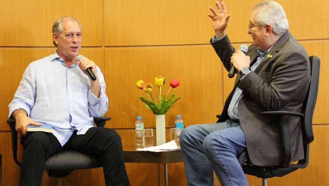 Ciro Gomes e Antonio Neto abrem 3º Congresso da CSB