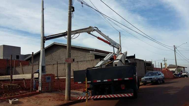 fabricante de postes padrao em hortolandia