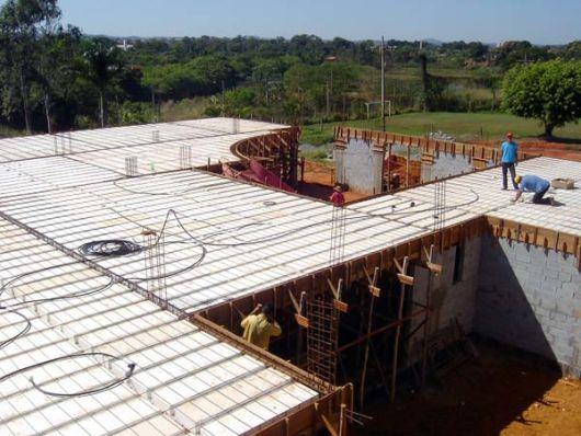 Fabricação de lajes cerâmica em Bragança Paulista