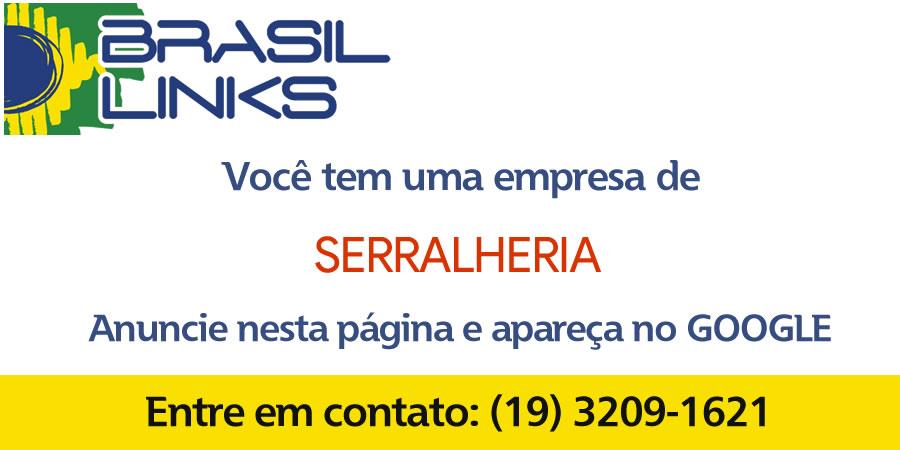 empresas de serralheria em Campinas