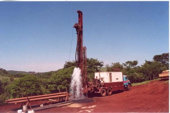 Instalação de hidrômetros para poço artesiano em Limeira