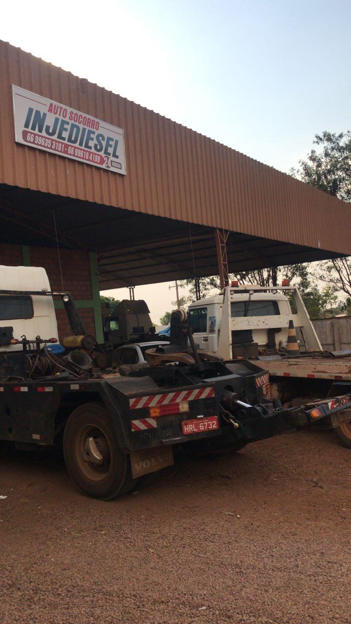 Serviços de guinchos em Campo Verde MT