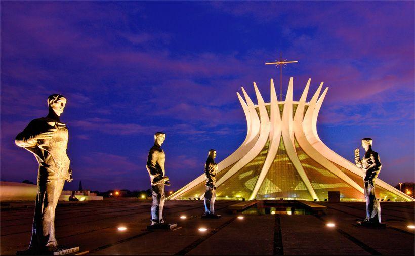Turismo en Brasil: Brasilia