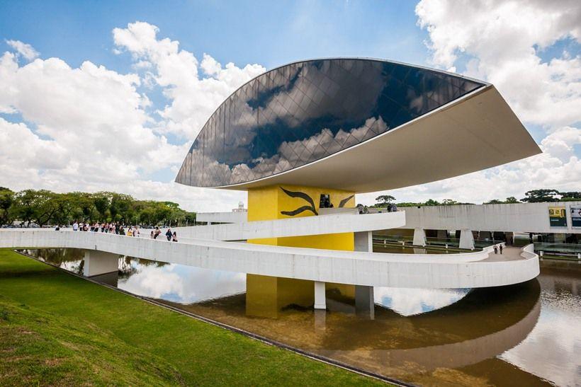 Turismo en Brasil: Curitiba (Paraná)