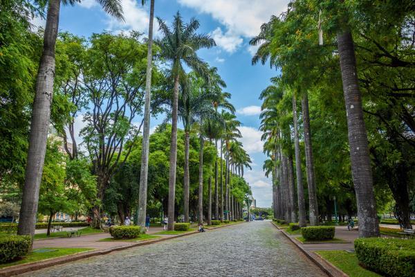 Turismo en Brasil: Belo Horizonte (Minas Gerais)