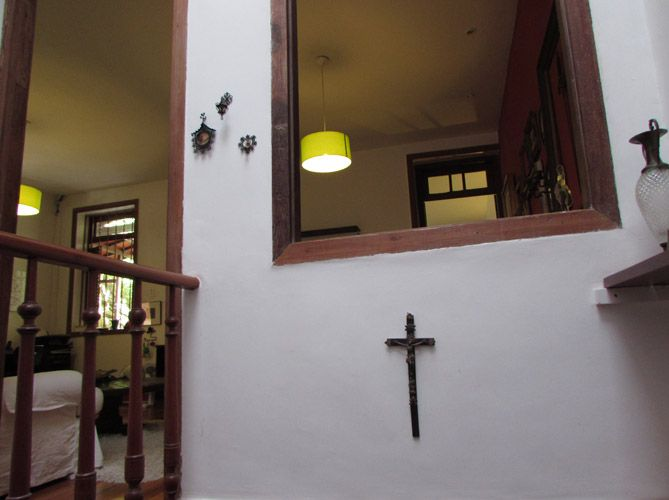 Solar do Cosme, un bed and breakfast familiar al lado del Cristo Redentor